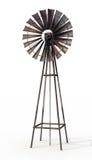 volledige windmolen royalty-vrije illustratie
