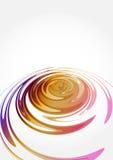 Voller abstrakter Hintergrund der vektorfarbe lizenzfreie abbildung