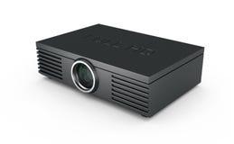 Voller HD Projektor Stockfotos