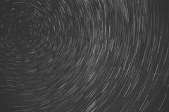 Voller Rahmenschuß des Sternversuches Lizenzfreies Stockbild