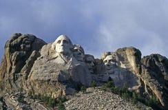 Volles Denkmal M.Ü.-Rushmore Lizenzfreies Stockbild
