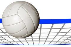 volley σφαιρών Στοκ Εικόνα
