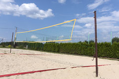 volley σφαιρών Στοκ Φωτογραφία