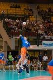volley Στοκ εικόνα με δικαίωμα ελεύθερης χρήσης