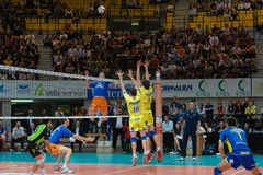 volley Στοκ Εικόνα