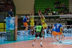 volley Στοκ Φωτογραφία