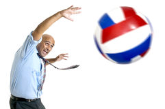 Volley Royalty Free Stock Image