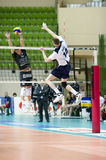 Volley Royalty Free Stock Photography