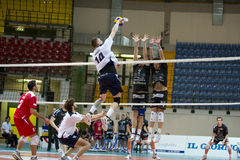 Volley Royalty Free Stock Images