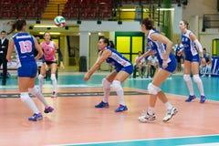 Volley Στοκ φωτογραφίες με δικαίωμα ελεύθερης χρήσης