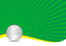 Volley,background Royalty Free Stock Image