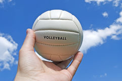 Volley ball Stock Images
