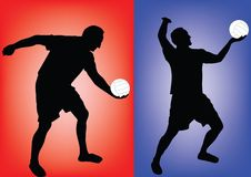 Volley-ball Stock Images