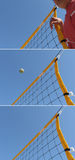 Volley ball Stock Image