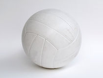 Volley Ball. On white background Royalty Free Stock Images