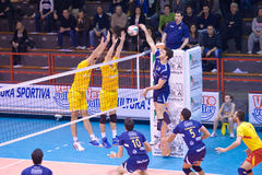 Volley Italian A2 League Royalty Free Stock Photo