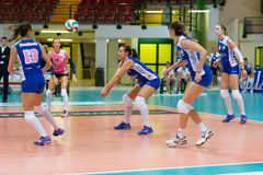 Volley Royalty Free Stock Photos