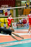 Volley Royalty Free Stock Photo
