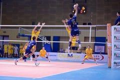 Volley Milano vs. Marcegaglia Ravenna A2 (Italian Stock Photos