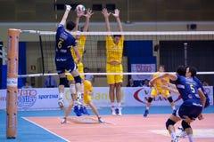 Volley Milano vs. Marcegaglia Ravenna A2 (Italian Stock Photo