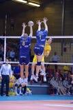 Volley Milano vs. Marcegaglia Ravenna A2 (Italian Stock Photography