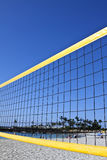Volley net Stock Photography