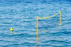 +volleyball στη θάλασσα Στοκ εικόνες με δικαίωμα ελεύθερης χρήσης