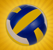 Volleyball Stockfoto