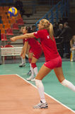 Volleyball Stockbild