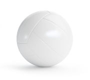 Volleyball. On a white background Stock Image