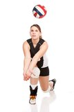 Volleyball Images libres de droits
