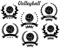 Volleyball Images stock