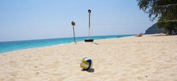 Volleyball royalty-vrije stock fotografie