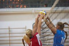 Volleyball Stockbild