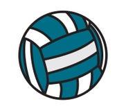 Volleyball Lizenzfreies Stockfoto