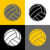 Volleyball-background-sport Royalty Free Stock Images