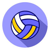 Volleyball ball Stock Image