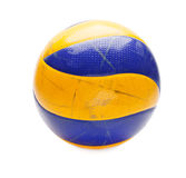 Volleyball ball isolated Royalty Free Stock Image