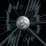 Volleyball Ball Set 7 Stock Images