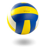 Volleyball ball on a white background Royalty Free Stock Photos
