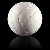 Volleyball black Stock Photo
