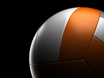 Volleyball Close-up Royalty Free Stock Photography