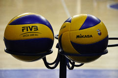 Volleyball competitions Stock Photo