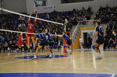 Volleyball competitions. 