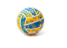 volleyball de bille images stock