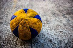 Volleyball-Eignungs-Sport Stockfoto