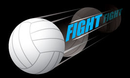 Volleyball Fight Stock Photos