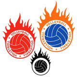 Volleyball Royalty Free Stock Photography