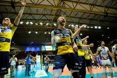 Volleyball Italian Serie A Men Superleague Championship Leo Shoes Modena vs Cucine Lube Civitanova