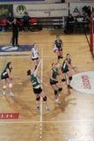 Volleyball - KP Brno Lizenzfreie Stockfotografie